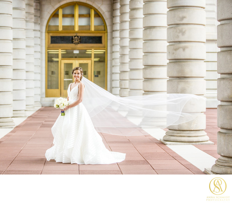 USNA Bridal Portraits