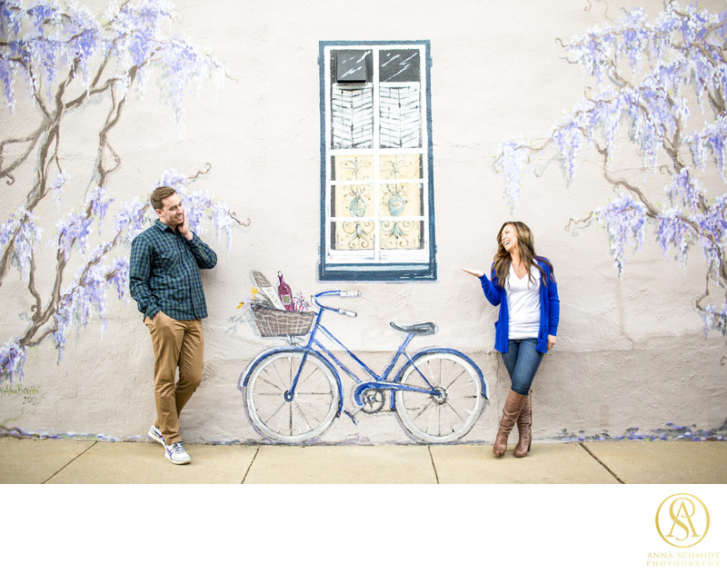 Downtown Annapolis Engagement Photos