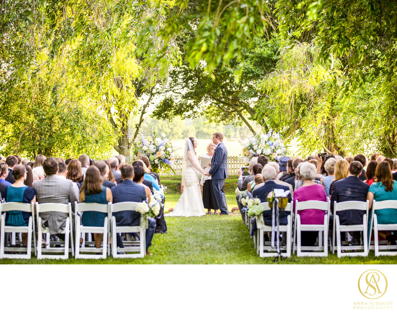 Aspen Institute Wye River Conference Center Wedding