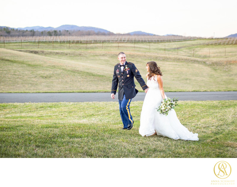 Virginia Wine Country Wedding