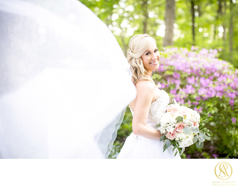 Gramercy Mansion Baltimore Bride