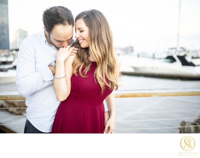 Harbor East Waterfront Engagement