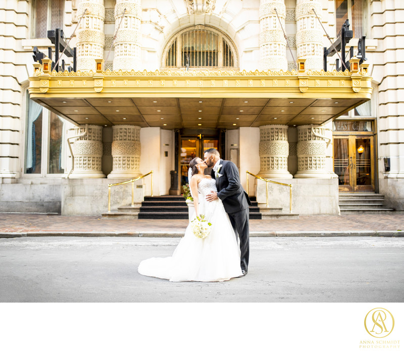 Luxury Wedding Belvedere Baltimore