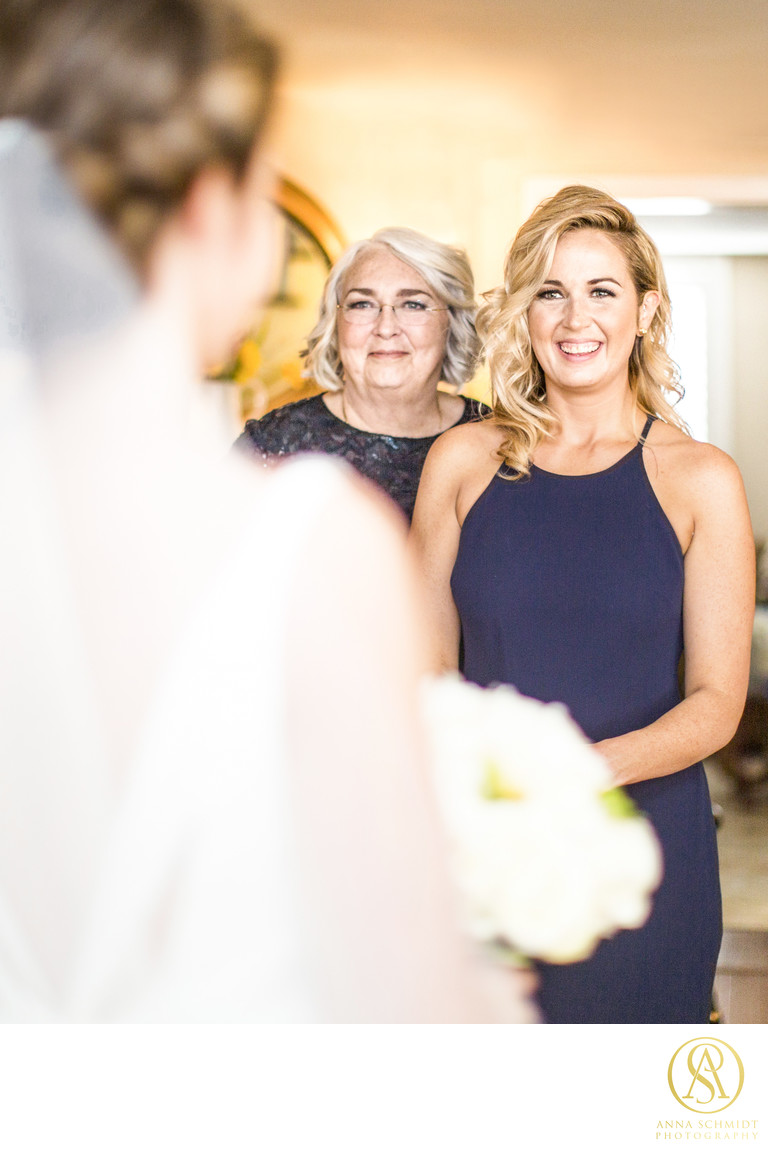 Annapolis Wedding Bridal Prep