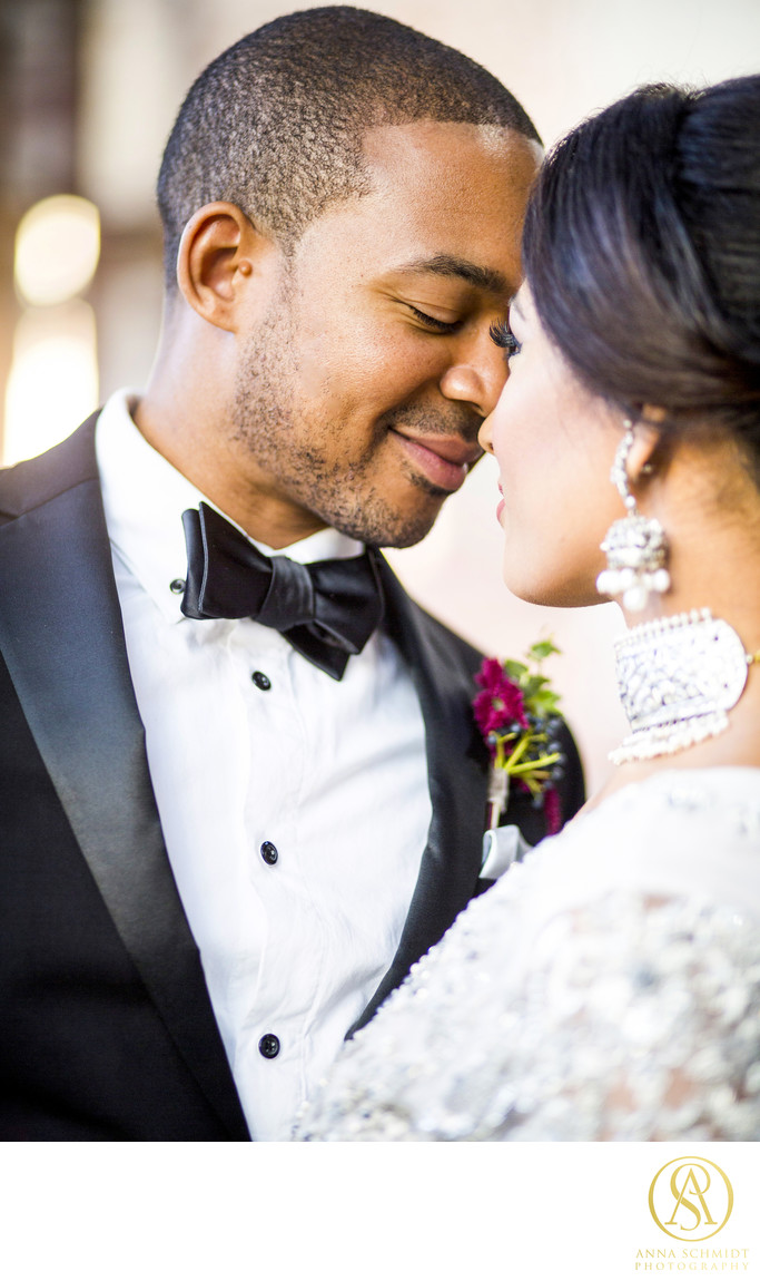 Washington DC Wedding Portraits