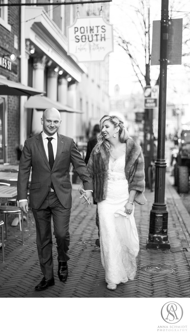 Fells Point Wedding Photos