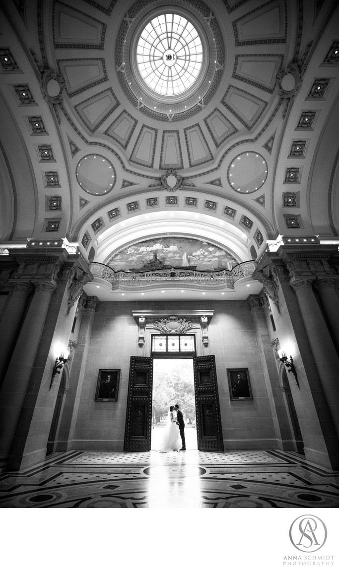 Bancroft Hall Wedding Photos