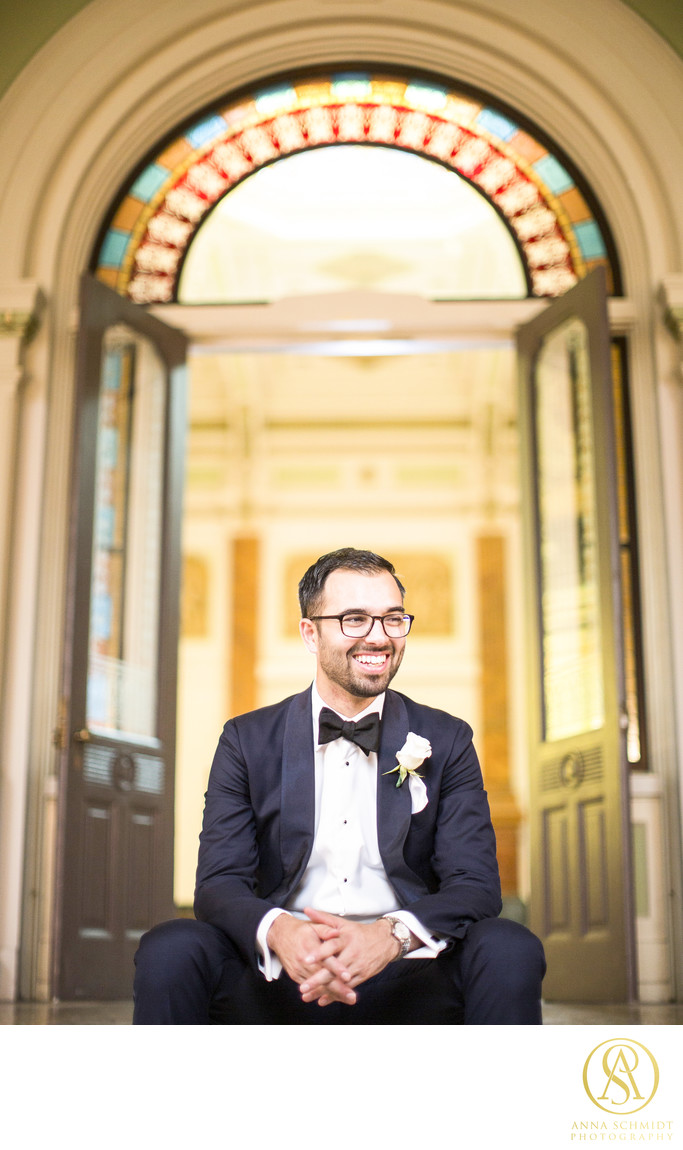 National Portrait Gallery Wedding Photos