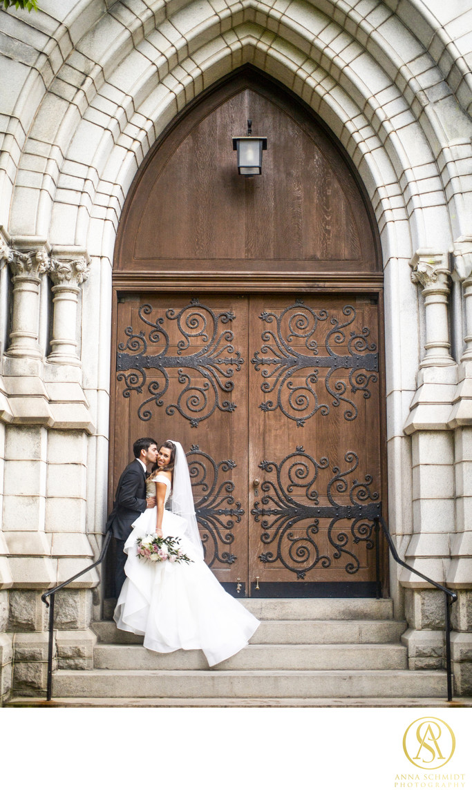 Corpus Christi Baltimore Wedding