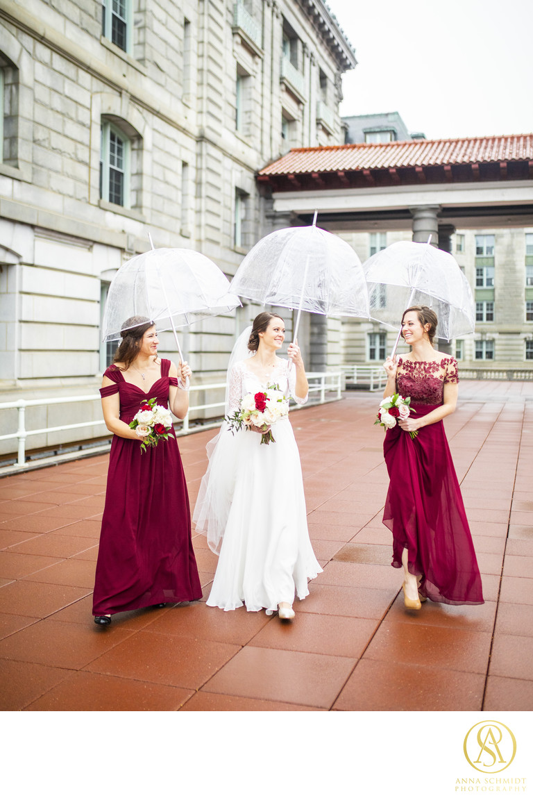 Fine Art Wedding DC