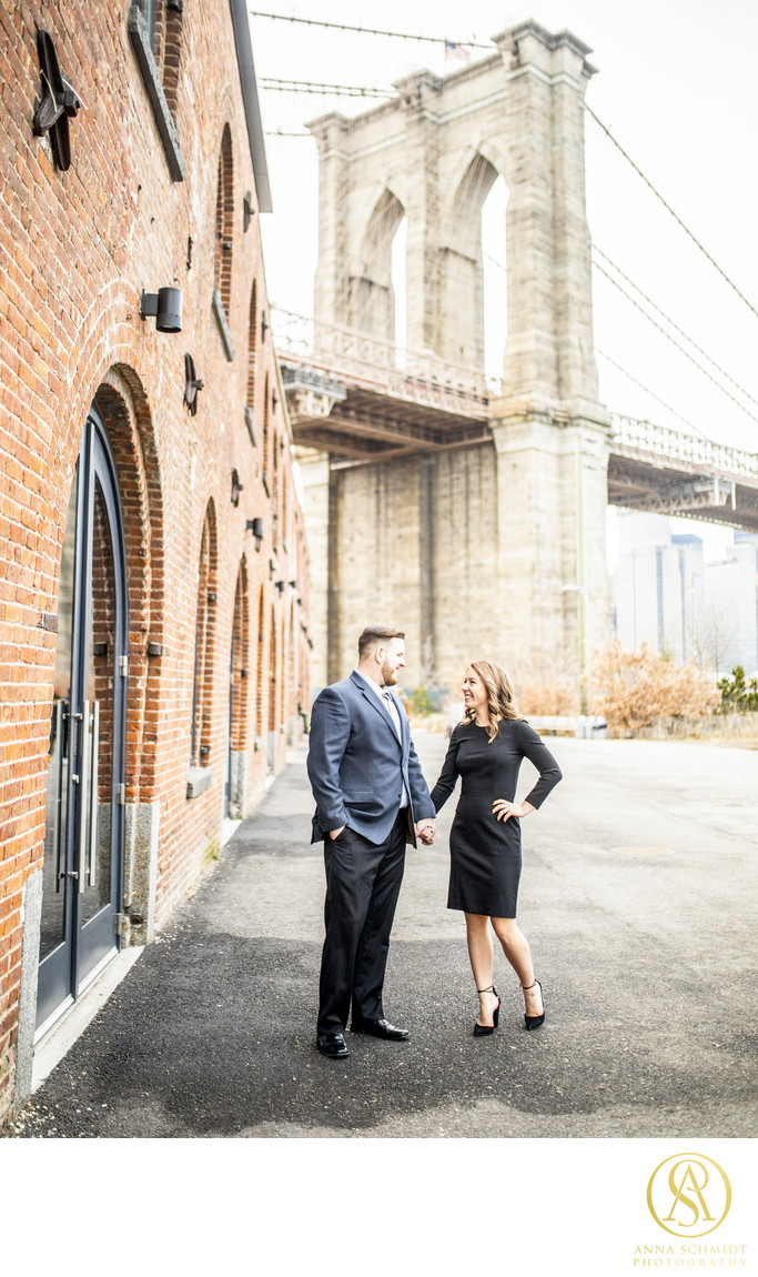 Brooklyn NY Engagement Photos