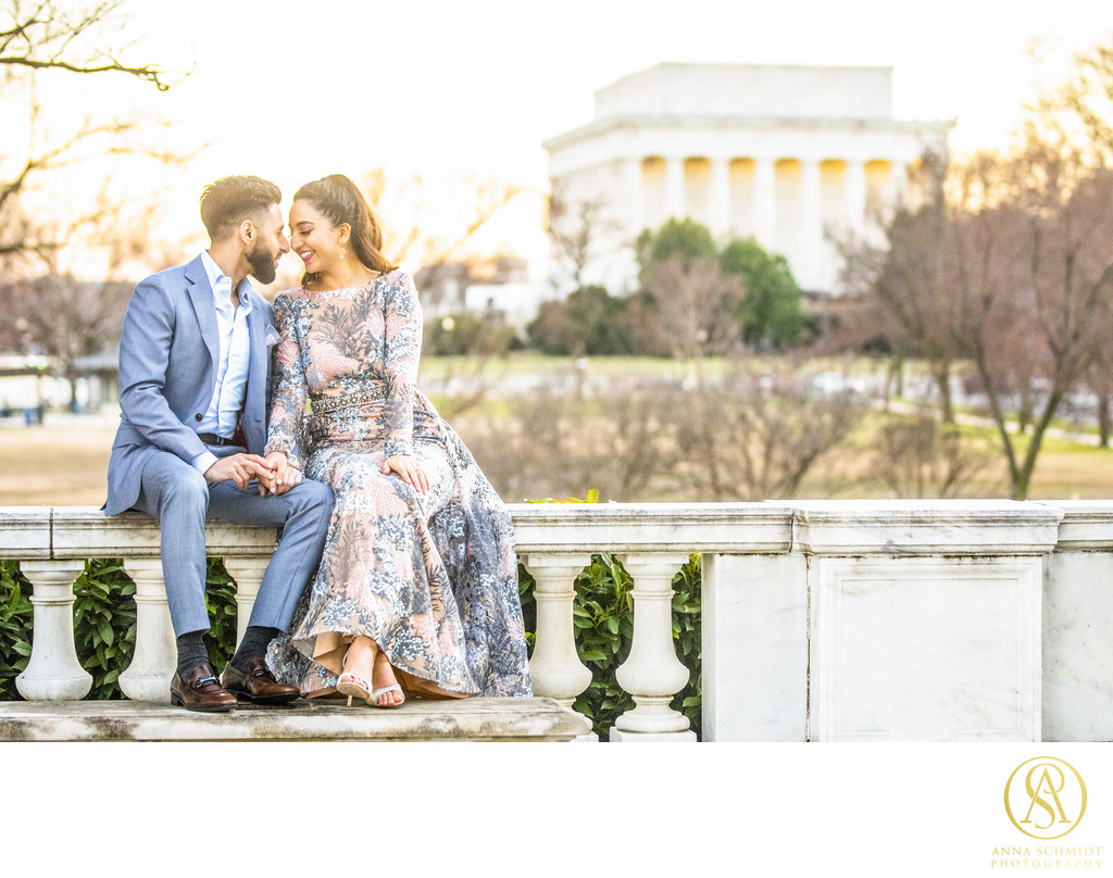 Best DC Engagement Photos