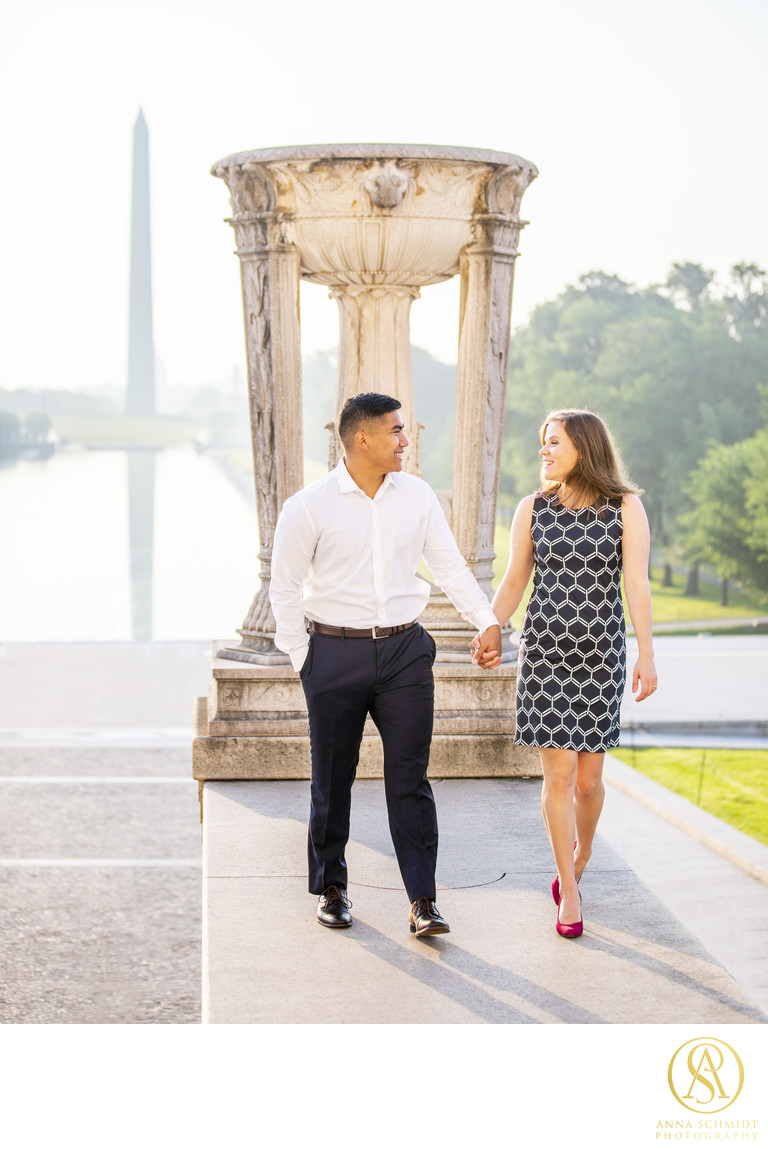 National Mall Engagement