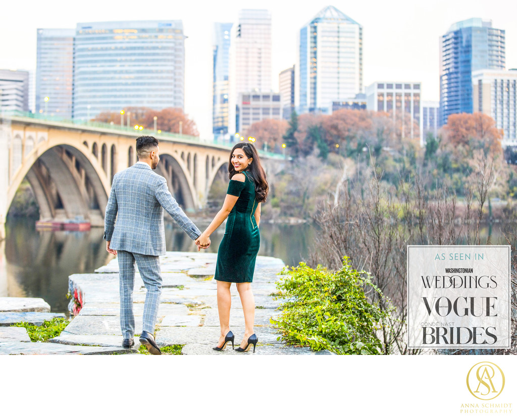 Georgetown Engagement