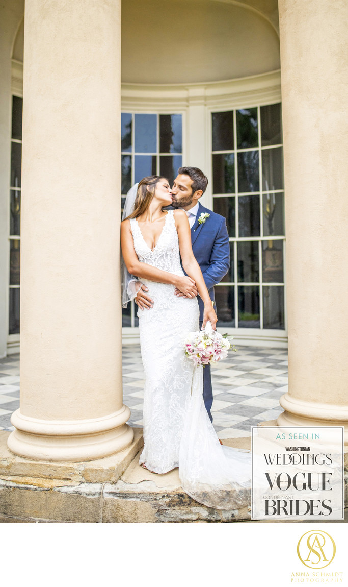 Washington DC Fine Art Wedding Photographer