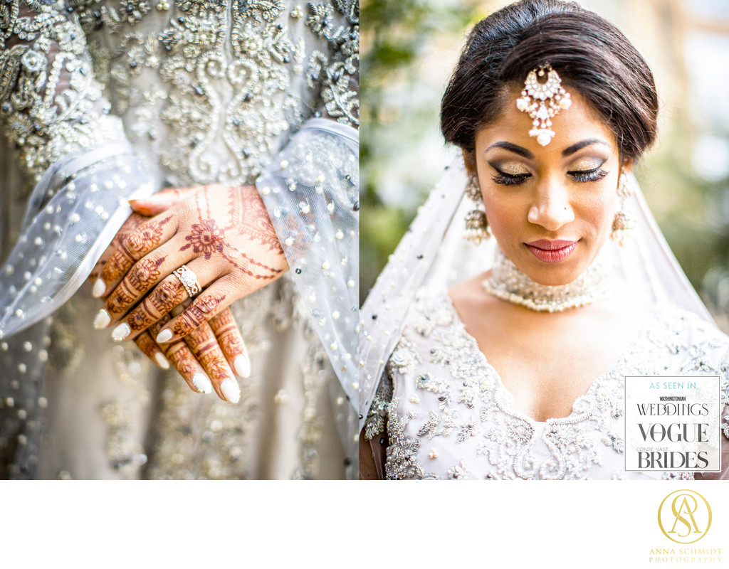 DC Luxury Indian Wedding