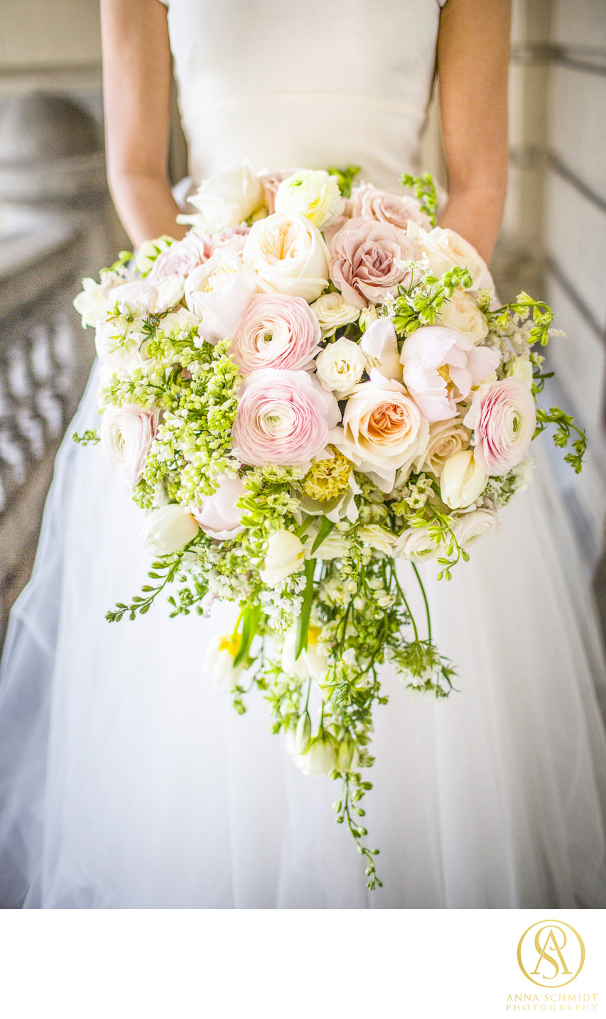 Willard InterContinental Washington Bride