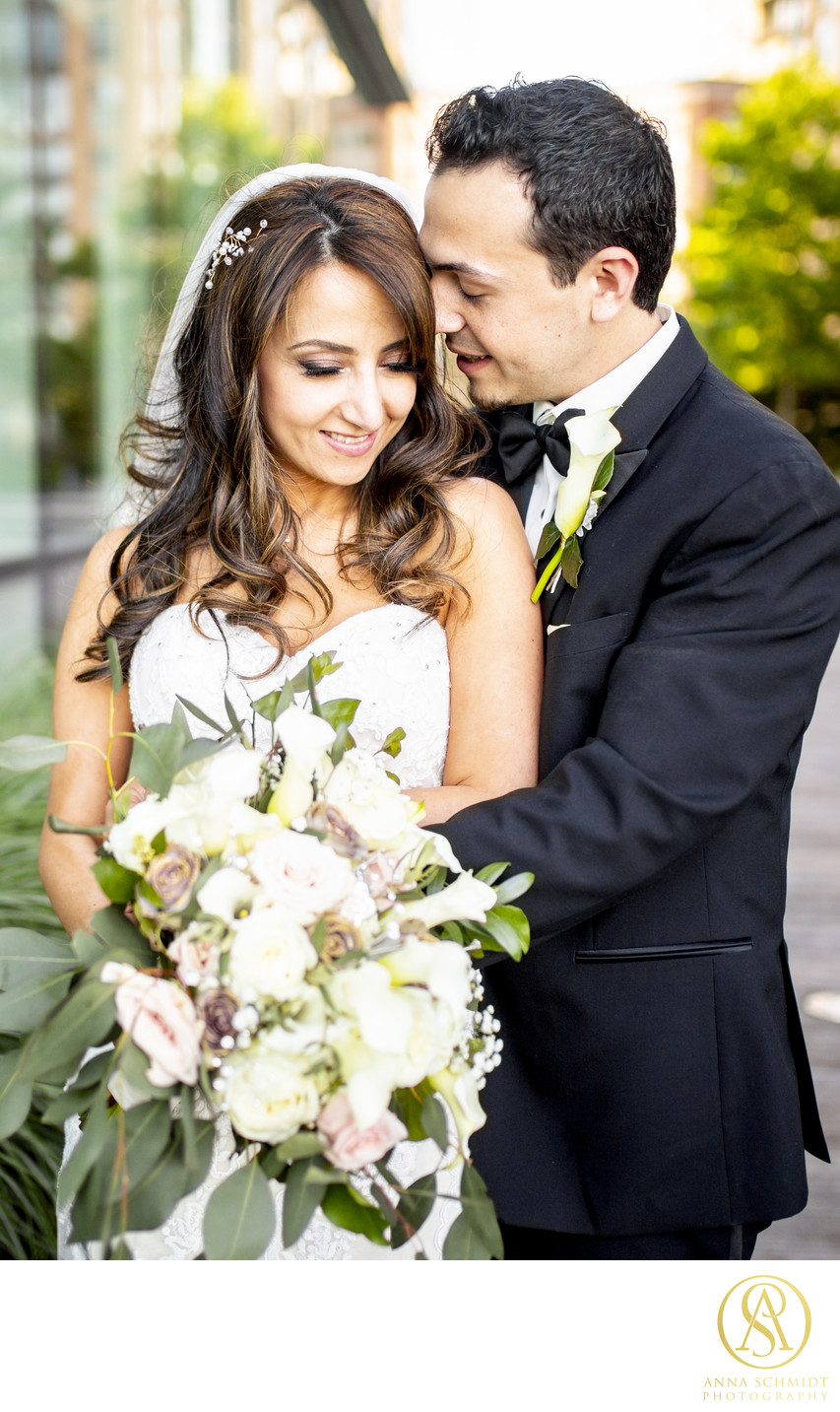Four Seasons Baltimore Bride Groom