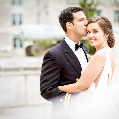 United States Naval Academy Wedding Photographer