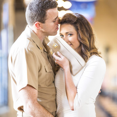 USNA Engagement Photos
