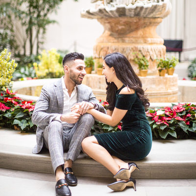 National Gallery of Art DC Engagement Photos