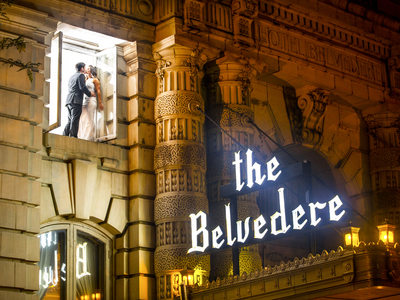 Belvedere Hotel Baltimore Wedding Photographer