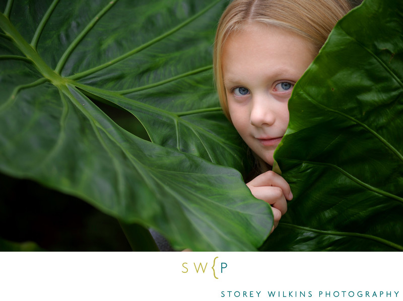 Toronto Family Photography at Edwards Gardens