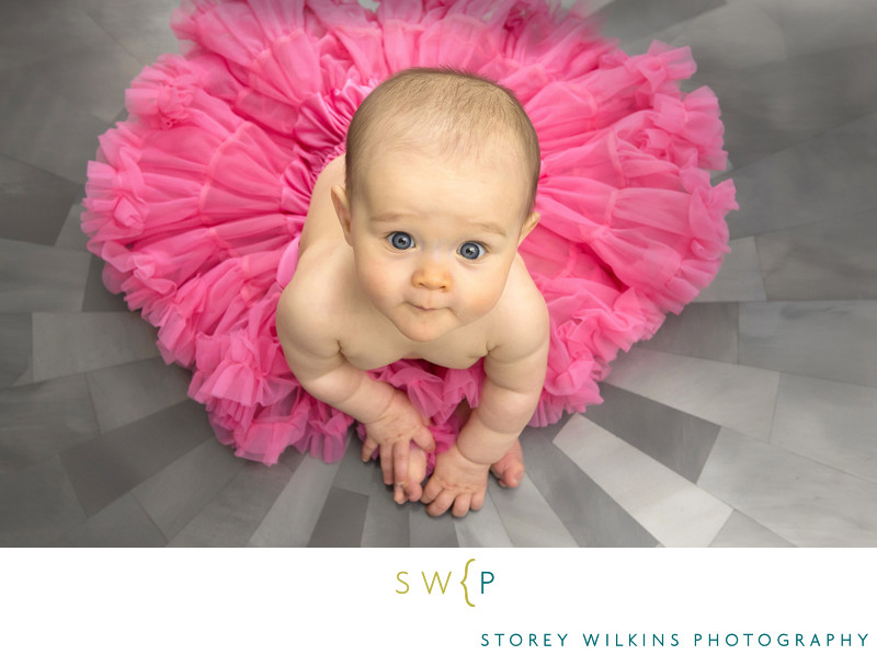Storey Wilkins Photography Baby Portrait