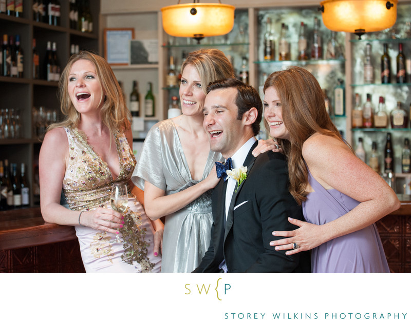 Port Hope Wedding Photograph at the Waddell Hotel