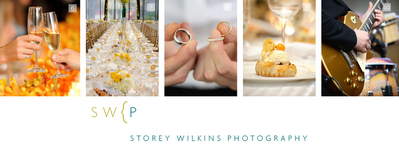 Beautiful Wedding Decor and Details by Storey Wilkins