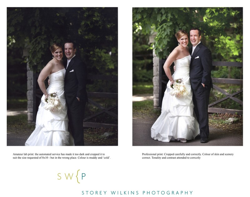 Why you Have your Photographer Print your Photographs