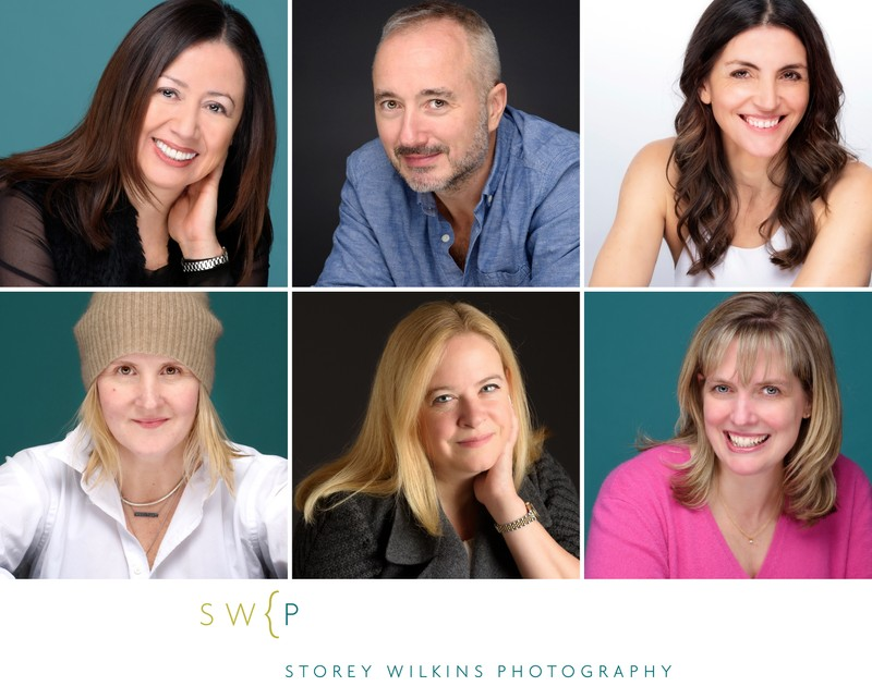 Headshots and Portrait Photography by Storey Wilkins