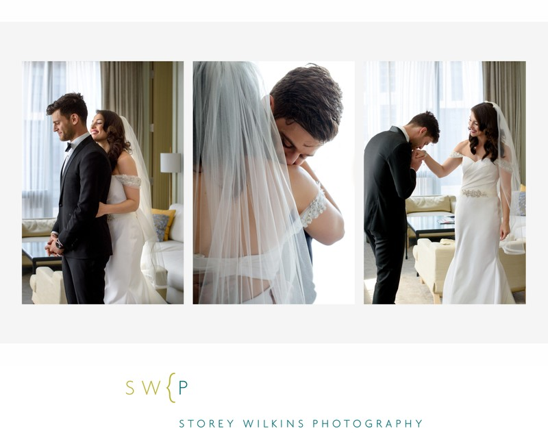 Four Seasons Hotel Wedding Album 08