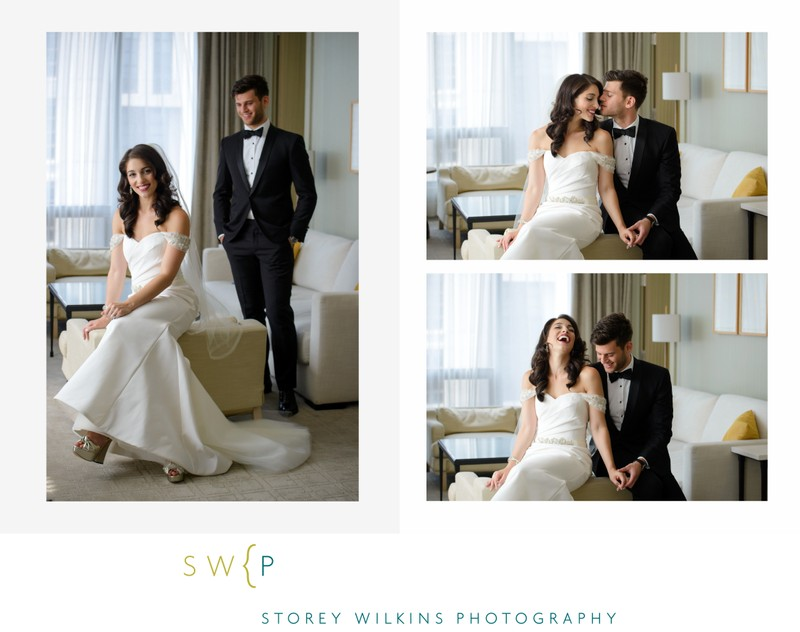 Four Seasons Hotel Wedding Album 10