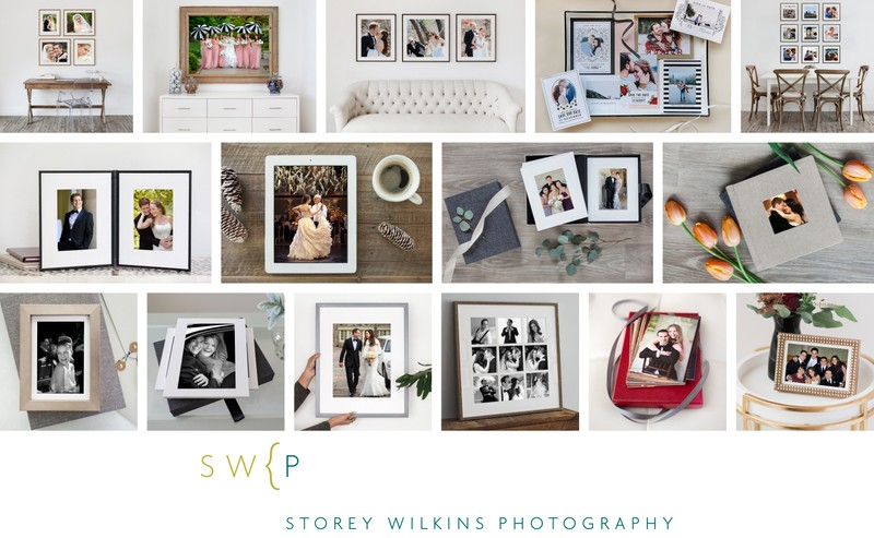 Wedding Photography Statement Pieces and Products