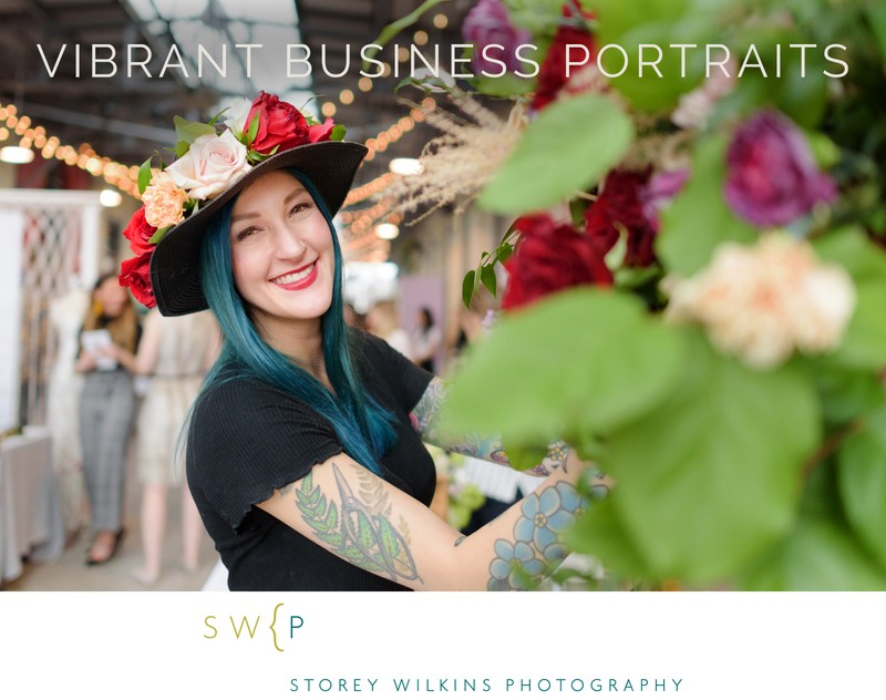 Business Portraits and Personal Brand Photography