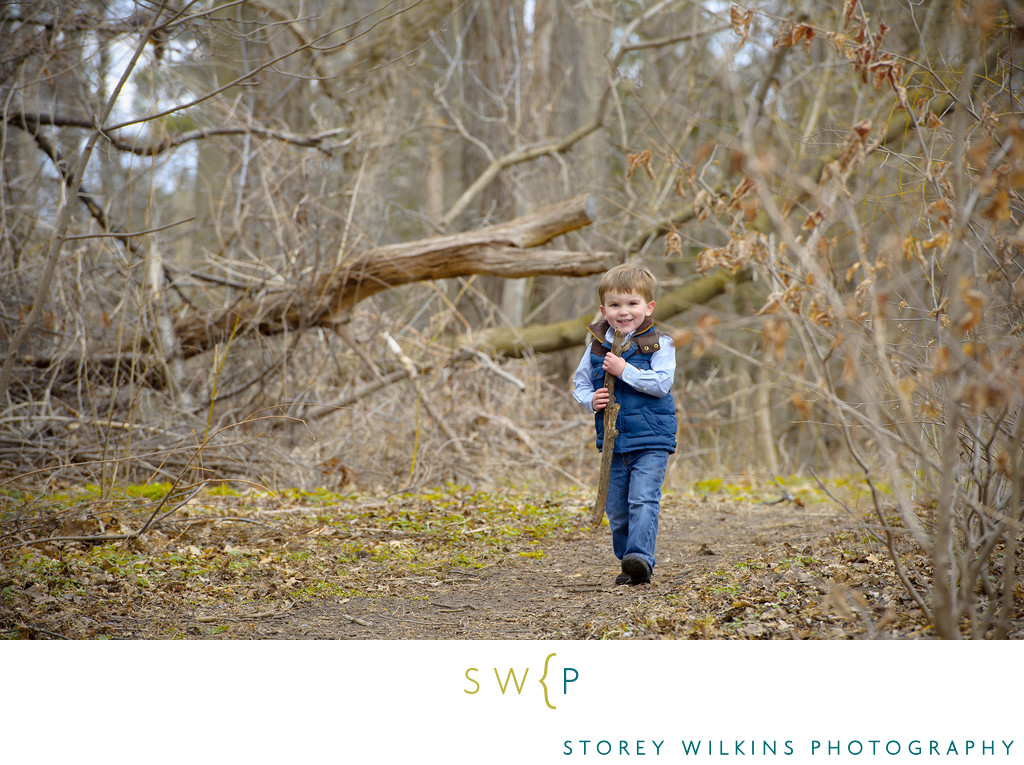 Best Kids Outdoor Photography in Toronto