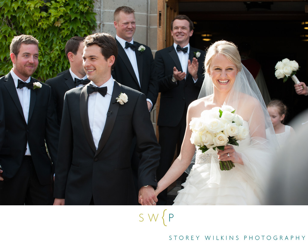 Oakville Wedding Photography at Appleby College