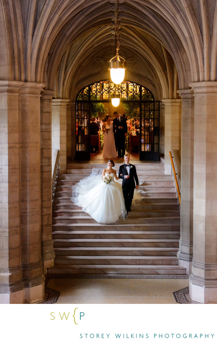 Knox College University of Toronto Weddings