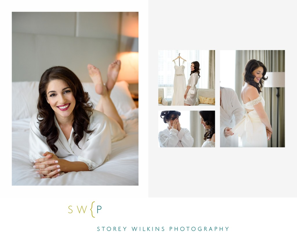 Four Seasons Hotel Wedding Album 05