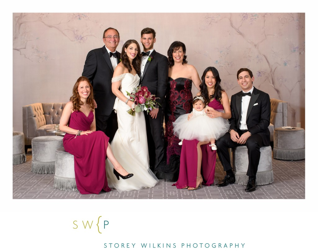 Four Seasons Hotel Wedding Album 17