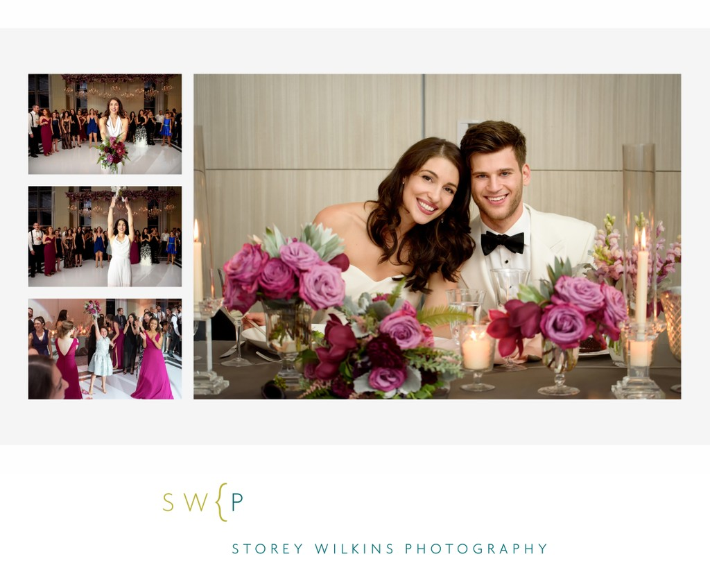 Four Seasons Hotel Wedding Album 48