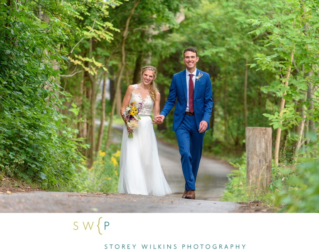 Cottage Wedding Photography by Storey | Sturgeon Point