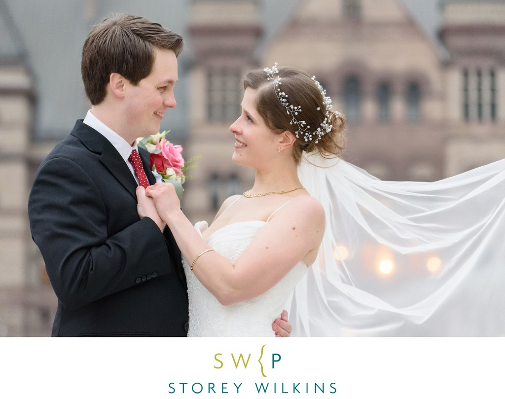 City Hall Wedding Chapel Photography Toronto