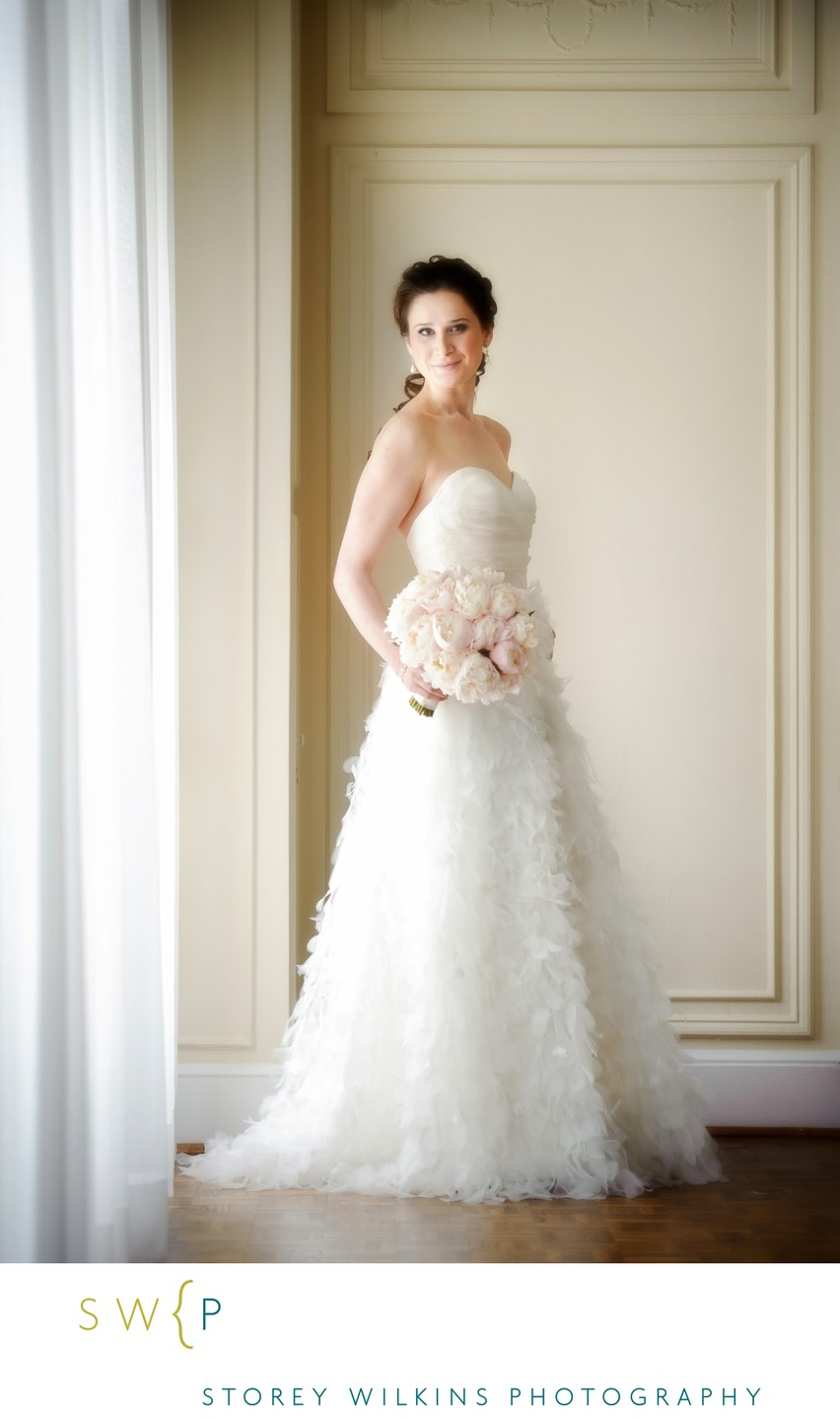 Bridal Portrait by Skilled Toronto Wedding Photographer