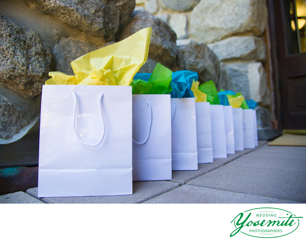 wedding gifts majestic yosemite hotel