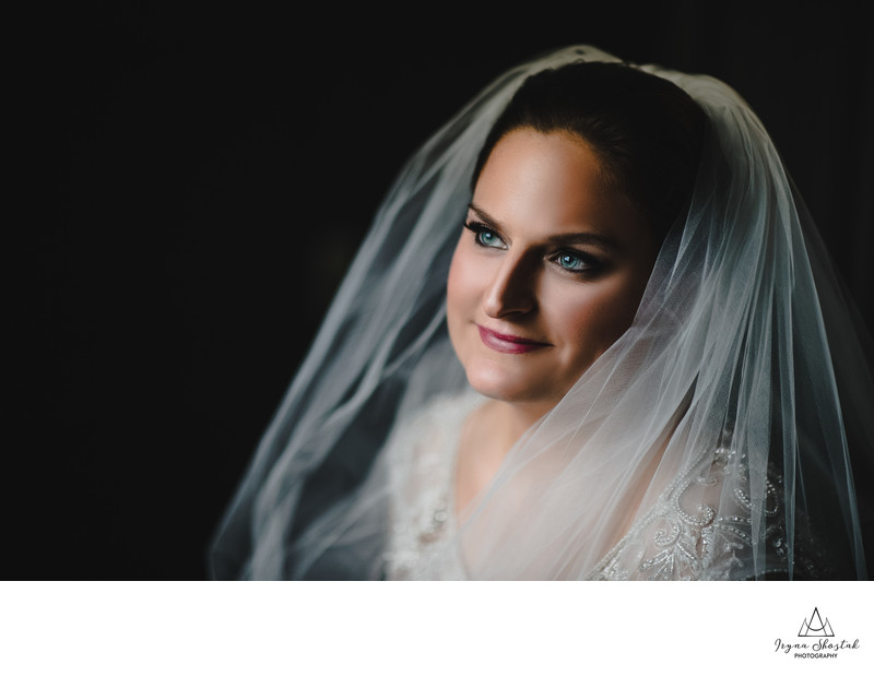 Bride in Cherry Hill