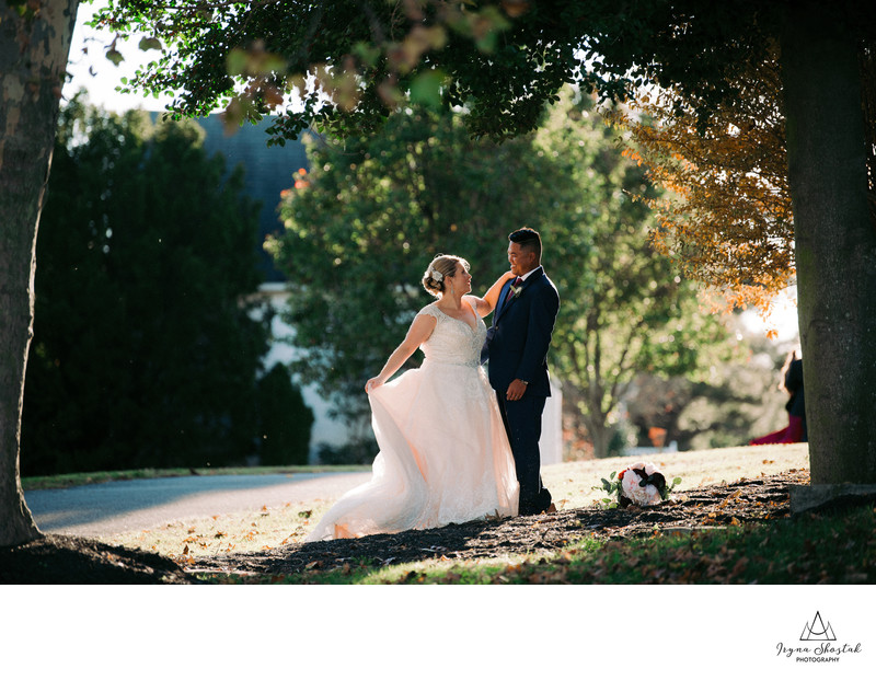 Wedding Photography at Eagle Manor