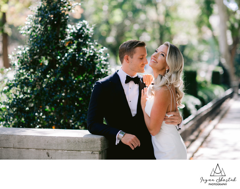 Rittenhouse Square Wedding Photography