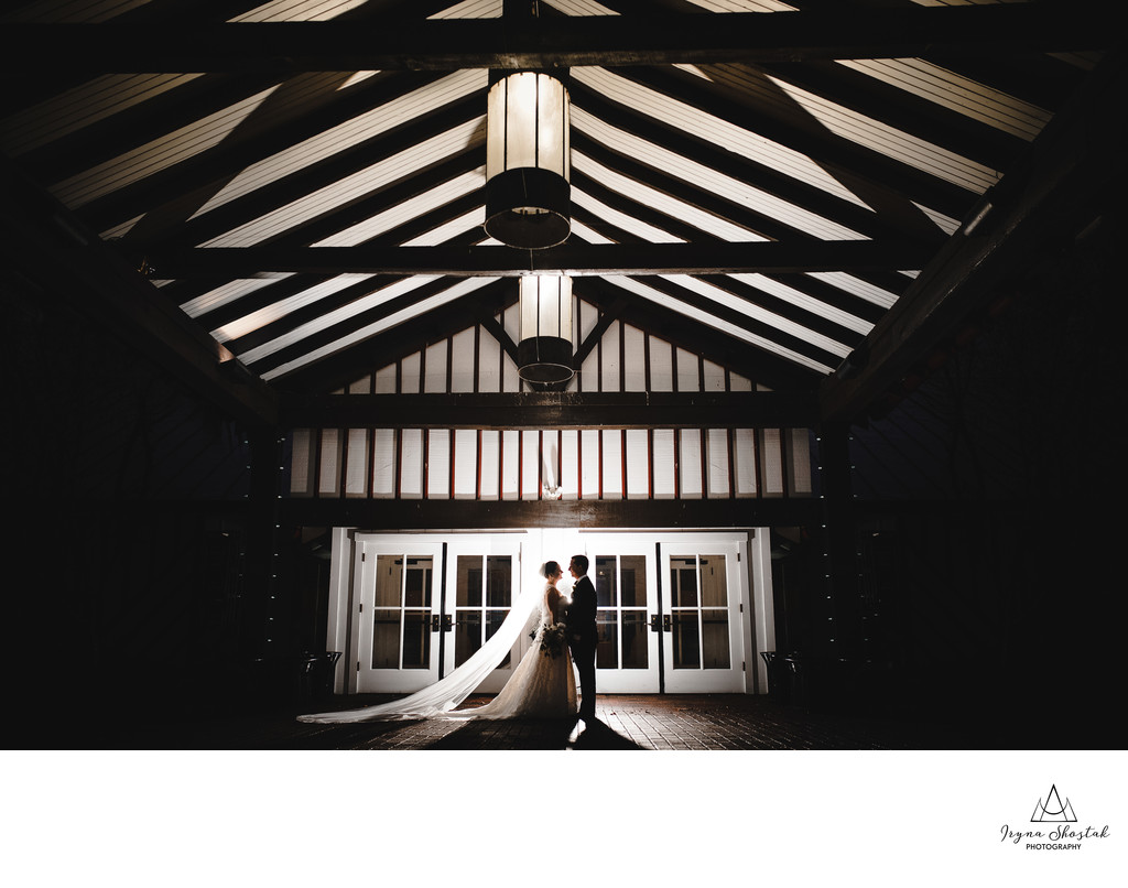 Top wedding photographer at Normandy Farm, Blue Bell